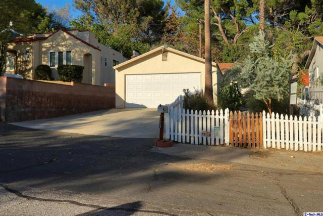 3941 Vista Court, La Crescenta, CA 91214 (#318004483) :: TruLine Realty