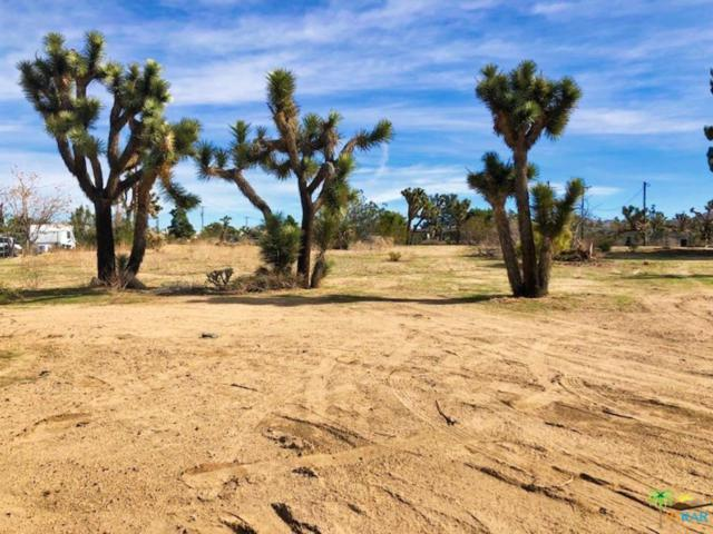 7739 Sage Avenue, Yucca Valley, CA 92284 (#18400652PS) :: The Agency