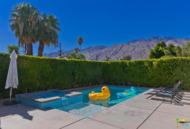 522 N Calle Marcus, Palm Springs, CA 92262 (#18404124PS) :: TruLine Realty