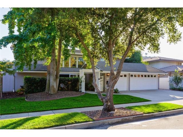 2114 Bridgegate Court, Westlake Village, CA 91361 (#SR18266946) :: Lydia Gable Realty Group