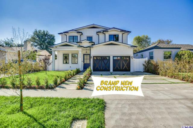 5235 Sylmar Avenue, Sherman Oaks, CA 91401 (#318004522) :: The Fineman Suarez Team