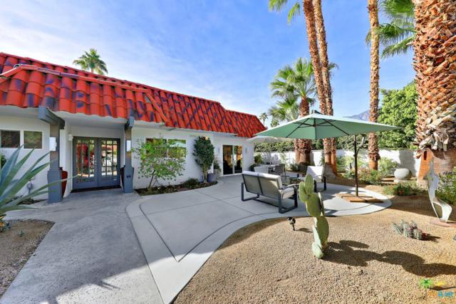 2999 E Via Vaquero Road, Palm Springs, CA 92262 (#18404754PS) :: Fred Howard Real Estate Team