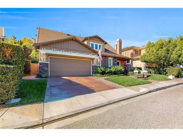 26815 Pine Hollow Court, Valencia, CA 91381 (#SR18270557) :: Paris and Connor MacIvor