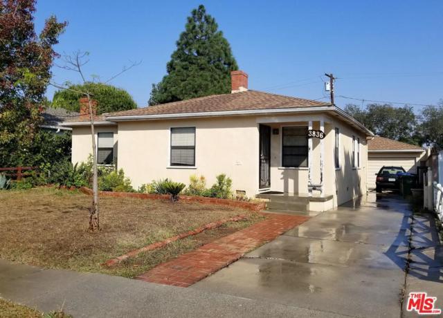 3836 Bledsoe Avenue, Culver City, CA 90066 (#18406394) :: The Fineman Suarez Team