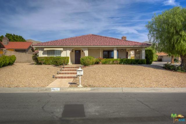 9270 Warwick Drive, Desert Hot Springs, CA 92240 (#18406532PS) :: The Fineman Suarez Team