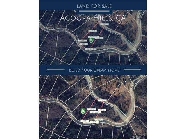 1 Canyon Way, Agoura Hills, CA  (#SR18271837) :: Lydia Gable Realty Group