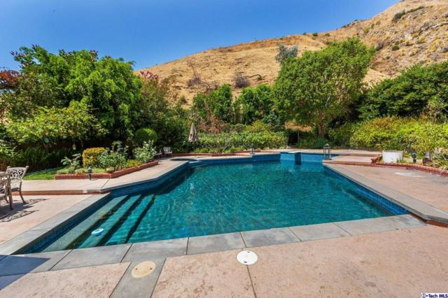 3429 Brace Canyon Road, Burbank, CA 91504 (#318004656) :: TruLine Realty