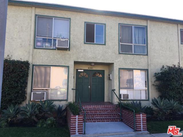 4361 Berryman Avenue #6, Los Angeles (City), CA 90066 (#18407590) :: The Fineman Suarez Team