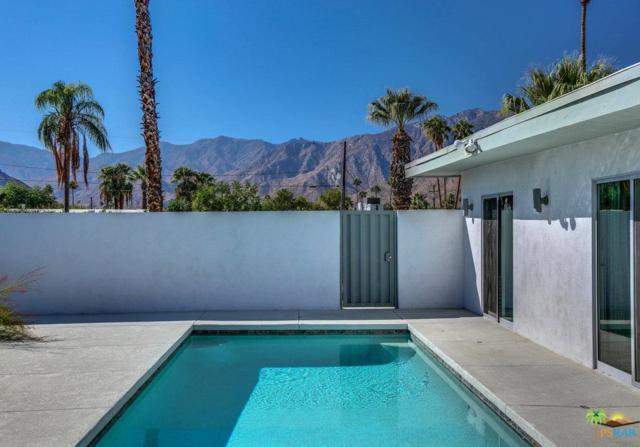 900 S Paseo Caroleta, Palm Springs, CA 92264 (#18406062PS) :: Fred Howard Real Estate Team