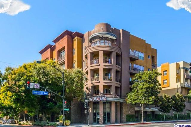 201 E Angeleno Avenue #124, Burbank, CA 91502 (#318004771) :: The Real Estate Offices of Talbot and Watson