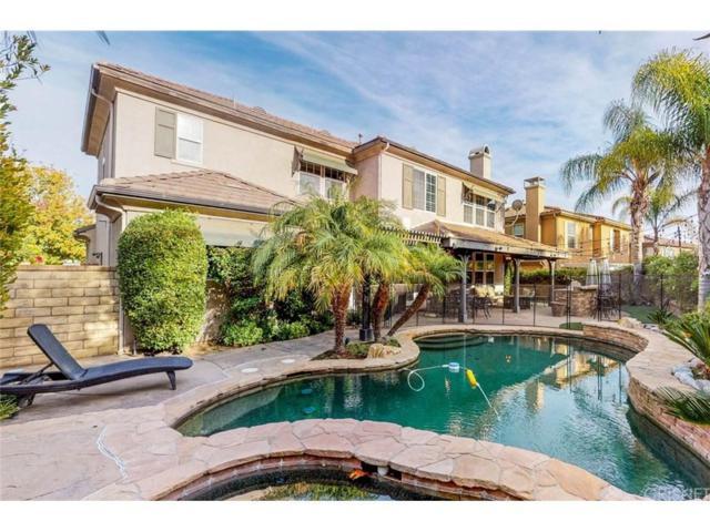 26961 Granite Ridge Court, Valencia, CA 91381 (#SR18282756) :: Paris and Connor MacIvor