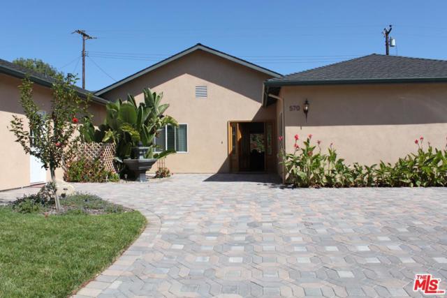 570 Ronda Drive, Santa Barbara, CA 93111 (#18411936) :: Desti & Michele of RE/MAX Gold Coast