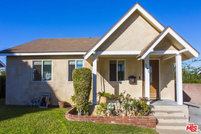 545 Hargrave Street, Inglewood, CA 90302 (#18412168) :: PLG Estates