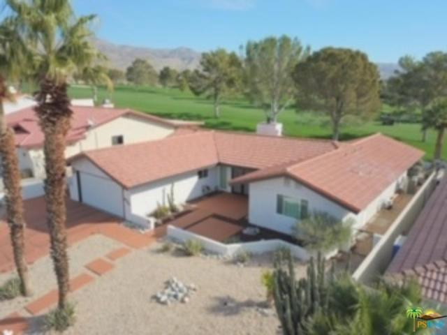 8940 Clubhouse, Desert Hot Springs, CA 92240 (#18413122PS) :: TruLine Realty