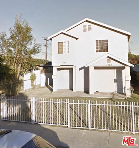 11022 Stanford Ave, Los Angeles, CA 90059 (MLS #18-413762) :: Zwemmer Realty Group