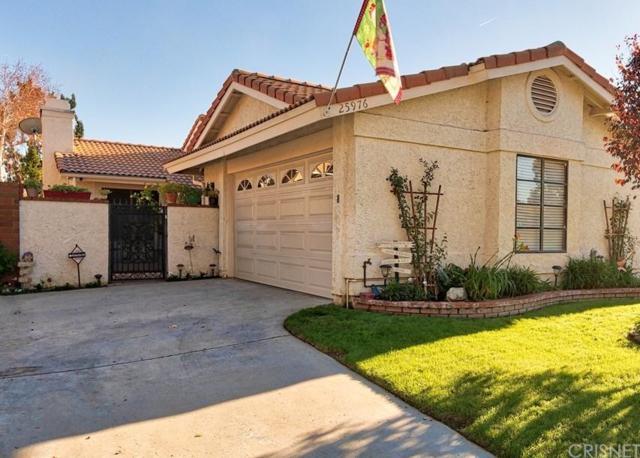 25976 Pueblo Drive, Valencia, CA 91355 (#SR18288172) :: Paris and Connor MacIvor