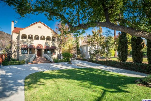 1741 W Mountain Street, Glendale, CA 91201 (#318004868) :: Fred Howard Real Estate Team