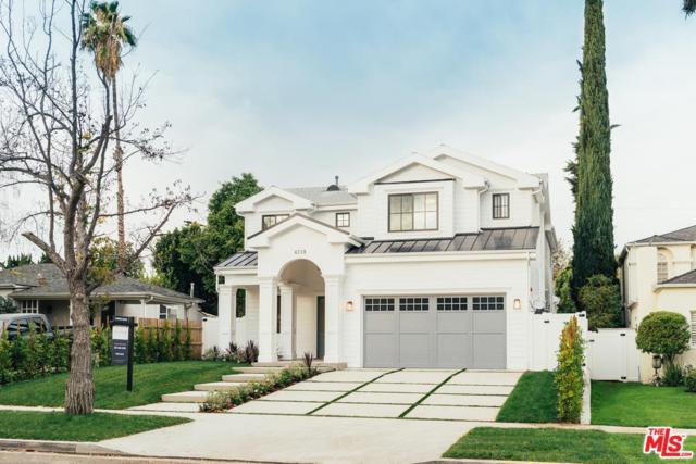 4239 Saint Clair Avenue, Studio City, CA 91604 (#18414590) :: Golden Palm Properties