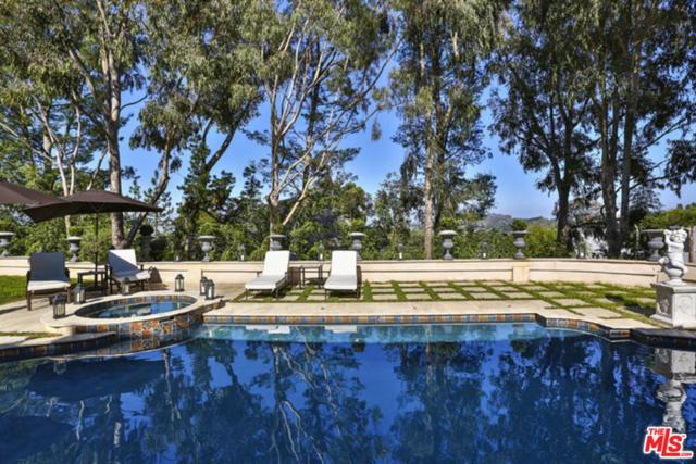 12001 Crest Court, Beverly Hills, CA 90210 (#18414742) :: PLG Estates
