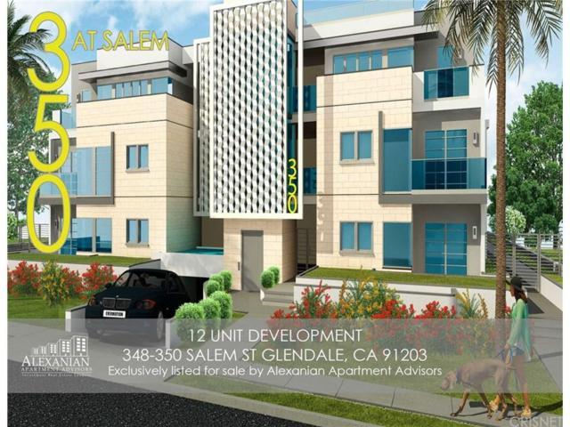 350 Salem Street, Glendale, CA 91203 (#SR18289427) :: Golden Palm Properties
