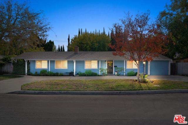 13804 Milbank Street, Sherman Oaks, CA 91423 (#18415012) :: Paris and Connor MacIvor