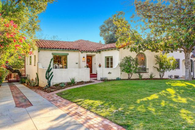 1630 Casa Grande Street, Pasadena, CA 91104 (#818005834) :: Golden Palm Properties