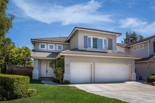 23502 Clearidge Drive, Valencia, CA 91354 (#SR18291899) :: Paris and Connor MacIvor