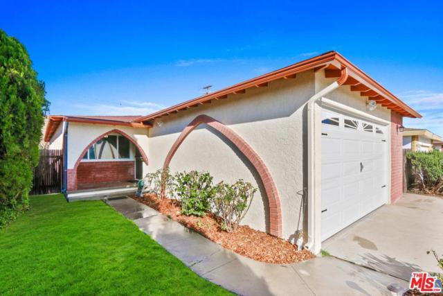 4941 W 129TH Street, Hawthorne, CA 90250 (#18416410) :: Fred Howard Real Estate Team