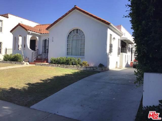 1716 S Mansfield Avenue, Los Angeles (City), CA 90019 (#19520948) :: The Parsons Team