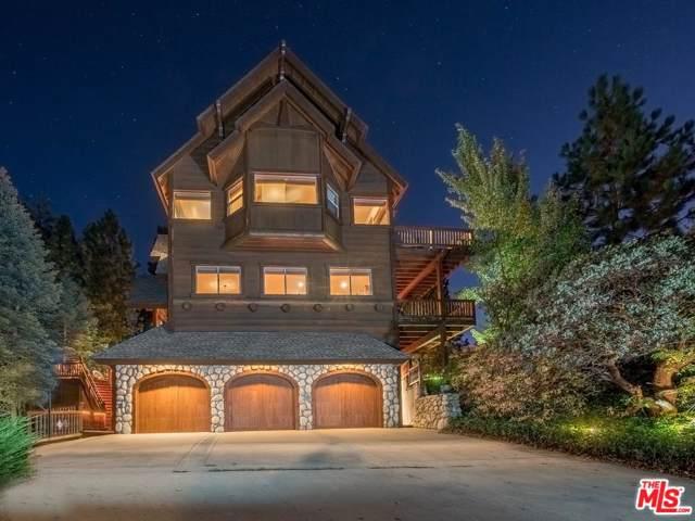 101 Cedar Ridge Dr, Lake Arrowhead, CA 92352 (MLS #19-521682) :: Mark Wise | Bennion Deville Homes