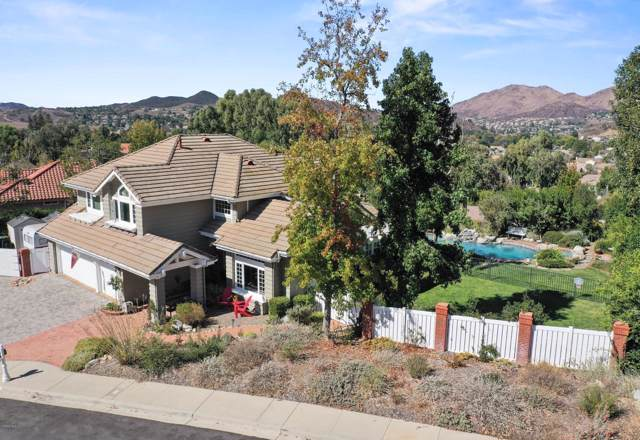 3361 Mountain Trail Avenue, Newbury Park, CA 91320 (#219012877) :: The Parsons Team