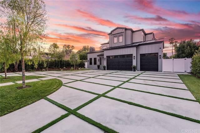 5401 Donna Avenue, Tarzana, CA 91356 (#SR19254186) :: Randy Plaice and Associates