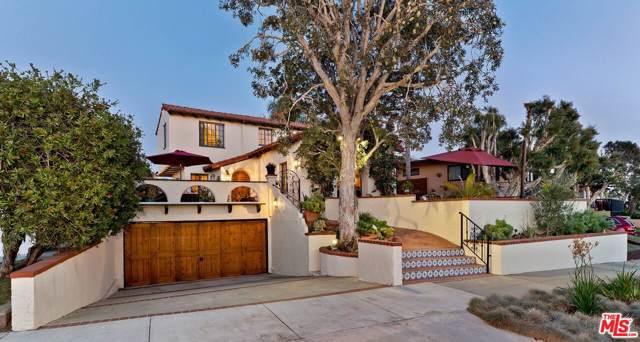 8324 Delgany Avenue, Playa Del Rey, CA 90293 (#19526098) :: The Pratt Group