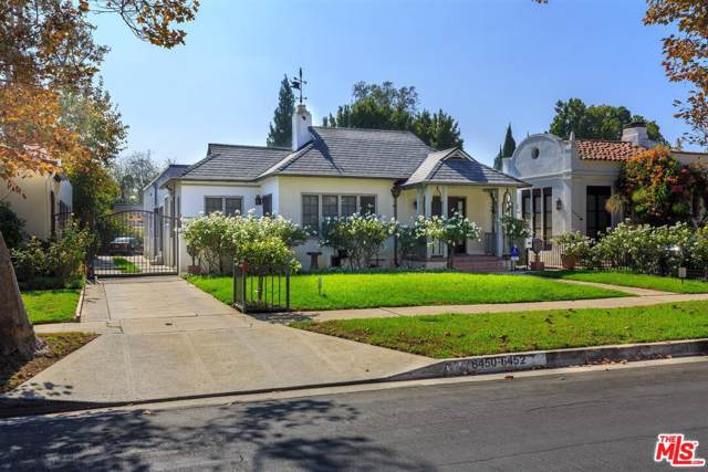6450 Hayes Drive, Los Angeles (City), CA 90048 (#19524882) :: The Agency