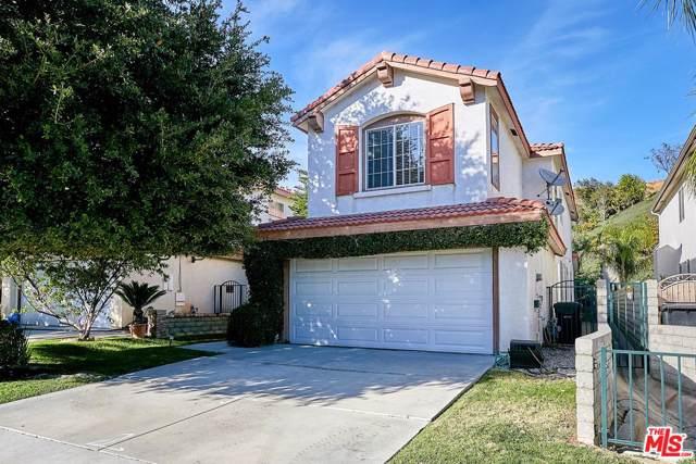 25745 Hammet Circle, Stevenson Ranch, CA 91381 (#19528590) :: Randy Plaice and Associates