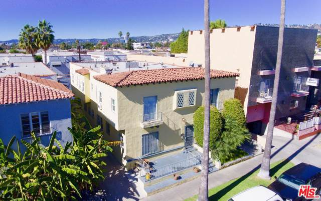 325 N Stanley Ave, Los Angeles, CA 90036 (MLS #19-528696) :: The John Jay Group - Bennion Deville Homes