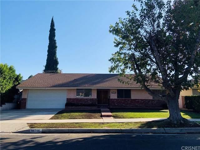 18716 Frankfort Street, Northridge, CA 91324 (#SR19258985) :: Randy Plaice and Associates