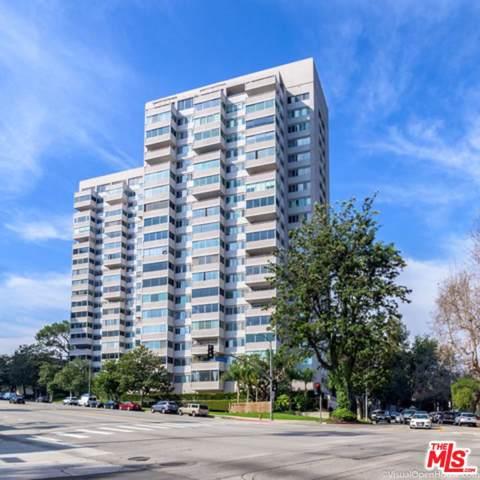875 Comstock Avenue 1A, Los Angeles (City), CA 90024 (#19529404) :: The Pratt Group