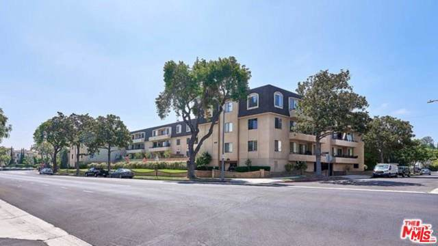 1201 S Roxbury Drive #306, Los Angeles (City), CA 90035 (#19529288) :: The Agency