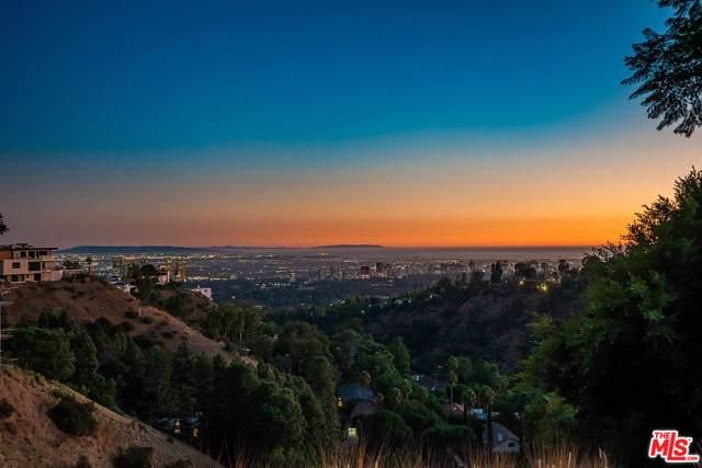 1777 Summitridge, Beverly Hills, CA 90210 (#19529428) :: Pacific Playa Realty