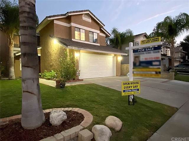 28014 Newfield Court, Saugus, CA 91350 (#SR19263266) :: Lydia Gable Realty Group