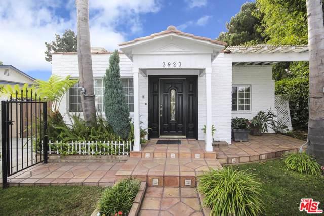 3923 Bledsoe Avenue, Los Angeles (City), CA 90066 (#19530206) :: The Fineman Suarez Team
