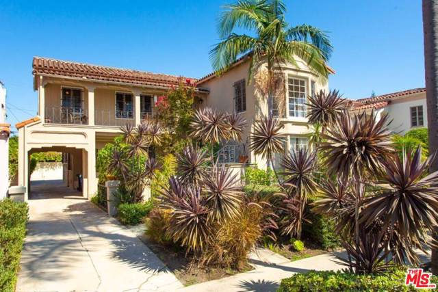 1042 S Alfred Street, Los Angeles (City), CA 90035 (#19529962) :: The Agency