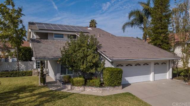1133 Canyon Crest Court, Thousand Oaks, CA 91360 (#SR19265554) :: Lydia Gable Realty Group