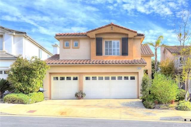11954 Mariposa Bay Lane, PORTER RANCH, CA 91326 (#SR19265955) :: Randy Plaice and Associates