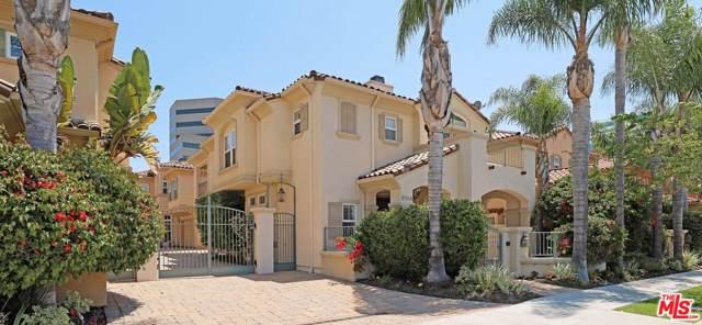 2114 Butler Avenue, Los Angeles (City), CA 90025 (MLS #19530334) :: Hacienda Agency Inc