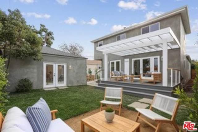 2758 Burkshire Avenue, Los Angeles (City), CA 90064 (MLS #19530842) :: Hacienda Agency Inc