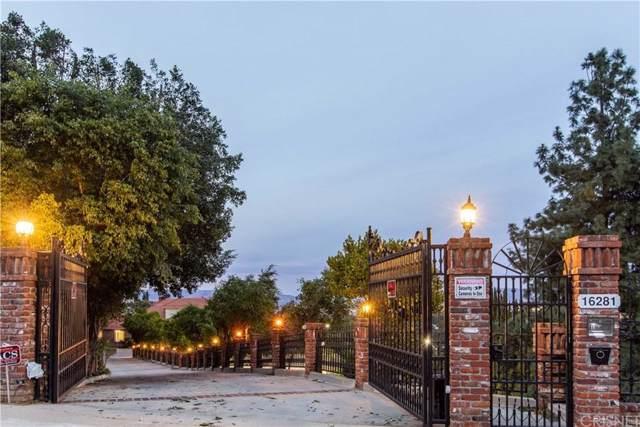 16281 Dorilee Lane, Encino, CA 91436 (#SR19268963) :: TruLine Realty