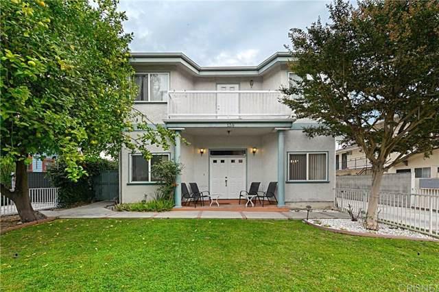 138 N Allen Avenue #1, Pasadena, CA 91106 (#SR19269432) :: TruLine Realty