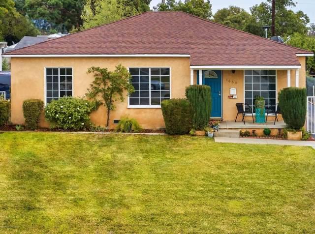 1660 Casitas Avenue, Pasadena, CA 91103 (#819005357) :: The Parsons Team